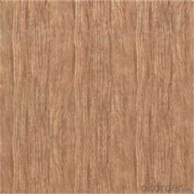 Wood Pattern Coated Galvanized PPGI Steel Sheet