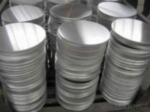 3003 Mill Finished Continous Casting Aluminium Circle