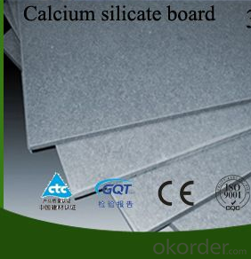 calcium silicate board --- Exterior Materials for Building
