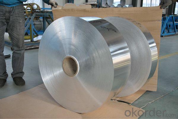 Continuous Cast Aluminium Coil 5005 5052 5083 for Building