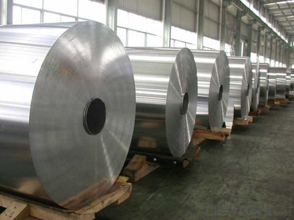 Factory Direct Supply Mill Finish Aluminium Coil 1050 for Building
