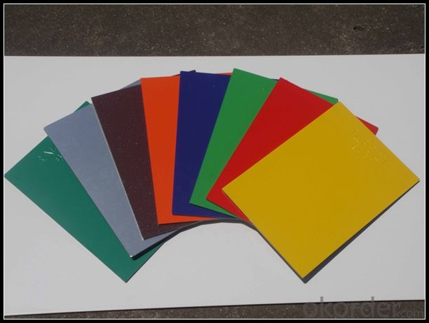 Color Coated Aluminium Sheet for Outer Wall Decoration