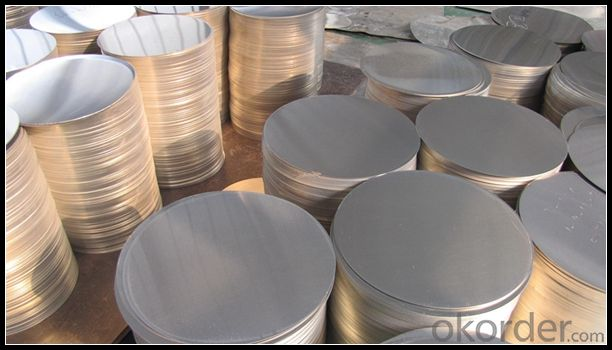 Aluminum Circle AA1100 H14 from China Famous Company