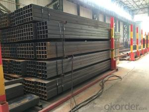 Cold formed welded square rectangular pipe for construction
