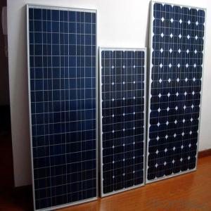 Monocrystalline 150W Solar Panel Made in China