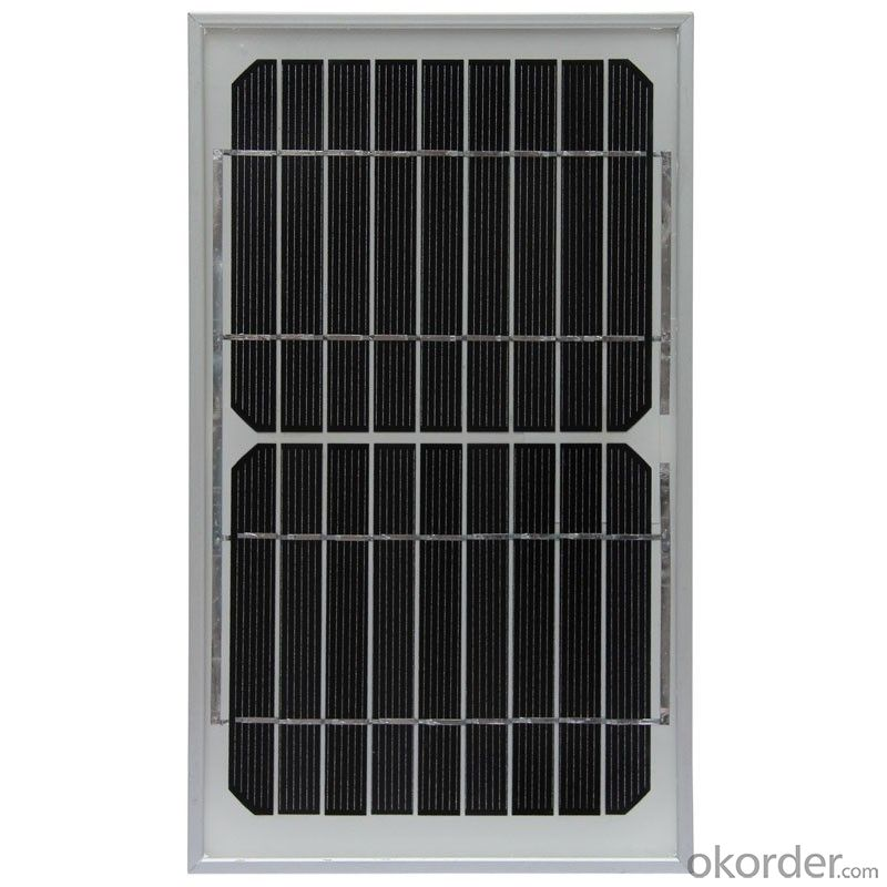 180W Monocrystalline Solar Module Made in China