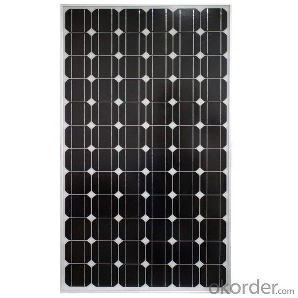 Monocrystalline 150W Solar Panel Made in China