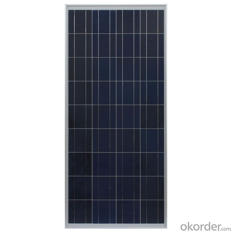 Poly 72 Cells 270W Solar Panel with Efficiency of 17.6%
