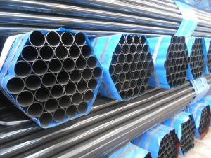 Seamless black steel pipes  for water gas