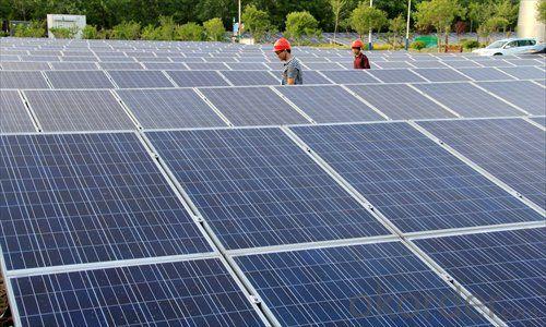 Solar Monocrystalline 125m Panel Series 45W-50W
