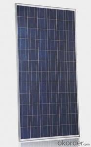 Monocrystalline 50W Solar Module Solar Panel Solar Energy