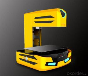 MiniOne 3D Printer for Household Use with Smart App Making 3D Printing Easy and Fun