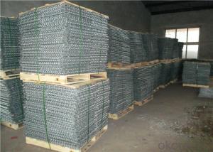 Hot Dipped Galvanized Welded Gabion Box 2X1X1m