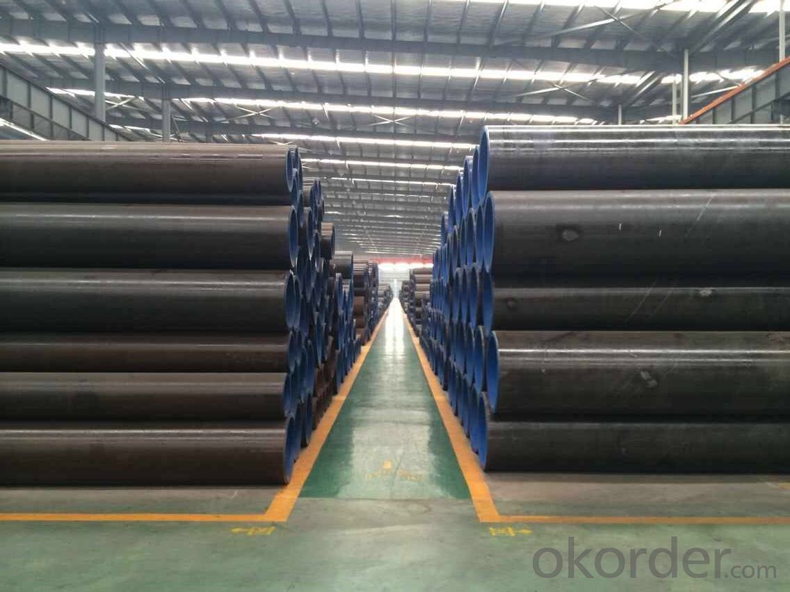 Large diameter longitudinal submerged arc welded pipe materials