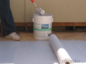Rpet Stitchbond Polyester Mesh, Acrylics and Asphalt for Roof Waterproofing Systems