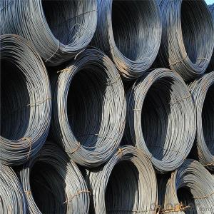 Steel Wire Rod hot Rolled in hight carbon