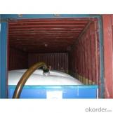 Flexitank container  for bulk liquid  transportation