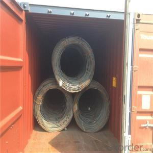 Steel wire rod high quality Standard AISI, ASTM, BS, GB