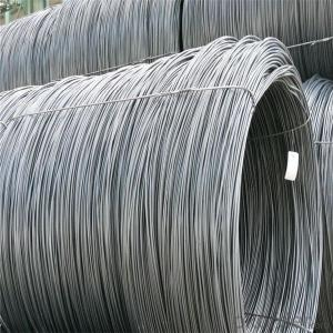 Steel wire rod in coils hot rolled Sea 1008