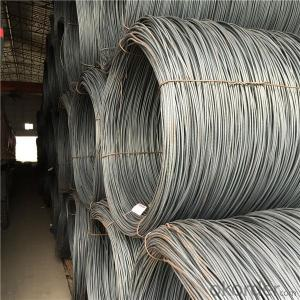 Steel wire rod large stock 5.5mm-14mm different grad