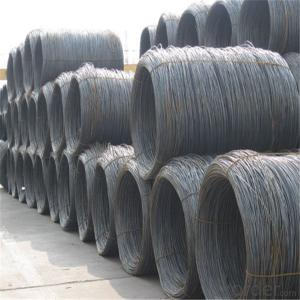 Low carbon steel wire coil from china mill