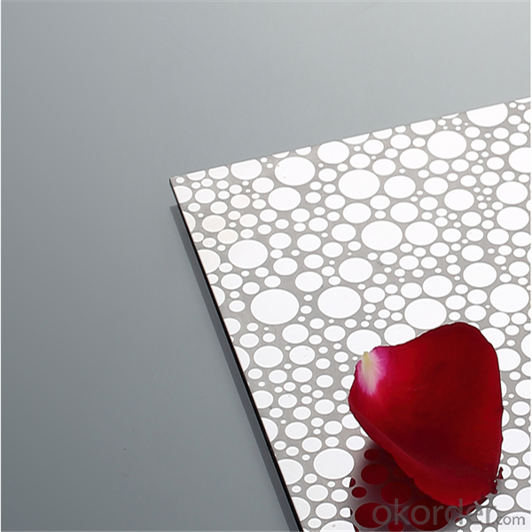 904L Decorative Stainless Steel Sheet in China