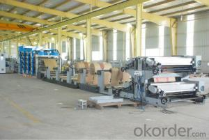 Full Automatic Paper Packing Bag Making Machine
