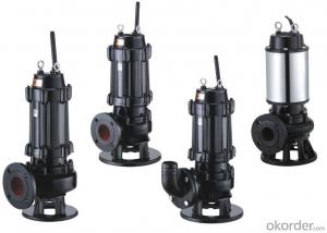 Water Pump Submersible Sewage Cutter Pump Sewage Pump