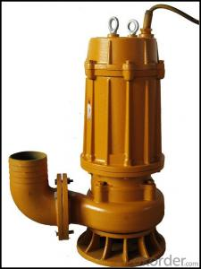 Cast Iron Submersible Sewage Cutter Pump Sewage Pump