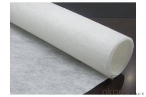 2016  Product Raw White 600g/m2 Geotextile