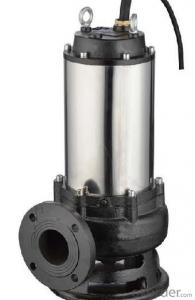 Water Pump Full Stainless Submersible Basement Sewage Pump