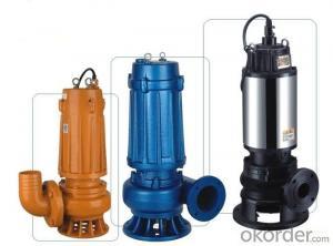 Cutter Pump Sewage Pump Water Submersible Pump