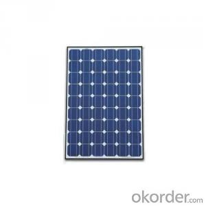 Solar Monocrytalline Series Ⅱ (210W-----225W)
