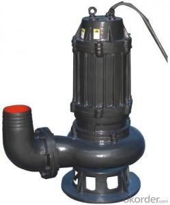 Cutter Pump Sewage Pump Water Submersible Pump