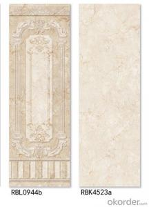 Best selling interior ceramic wall tiles