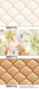 Central Asia market interior ceramic wall tiles