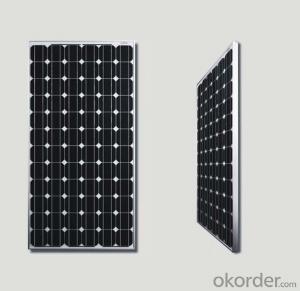 Solar Monocrytalline 125mm  Series   (30W-----40W)