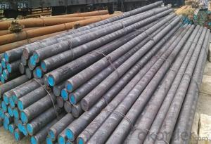 forged bearing alloy steel round bar DIN 1.3505 EN 100Cr6