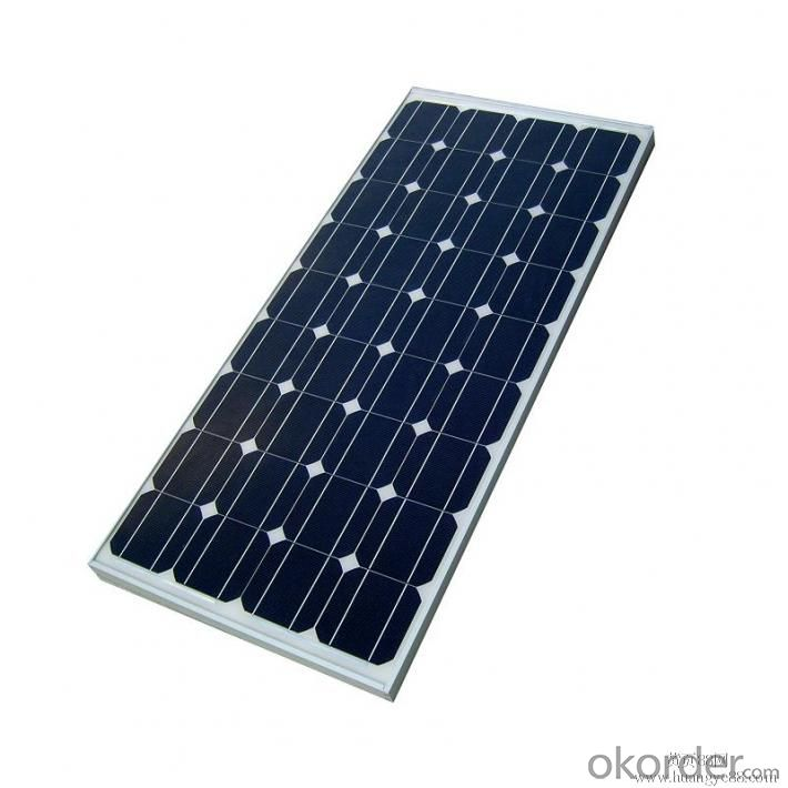 Solar Polycrystalline 156mm  Series   (55W-----70W)