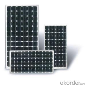 Solar Monocrytalline 125mm  Series   (45W-----65W)