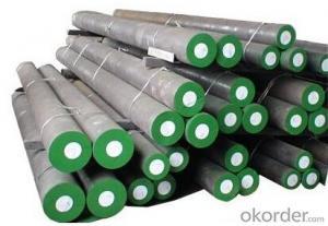 4140 42crmo4 scm440 alloy steel round bar q t in bundles