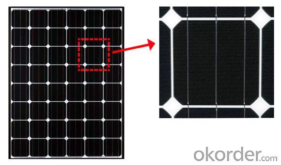 Solar Monocrytalline 125mm Series (85W-----100W)