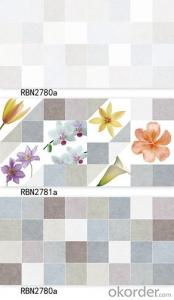 Factory supplier interior ceramic wall tiles