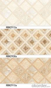 Central Asia market interior ceramic wall tiles
