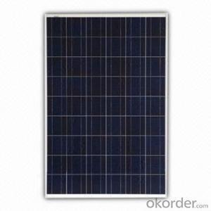 Solar Polycrystalline 156mm  Series   (130W-----150W)