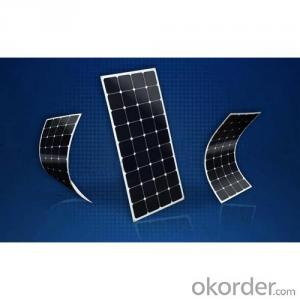 Solar Polycrystalline 156mm  Series   (100W-----120W)