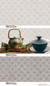 Iran market styles of ceramic wall tiles
