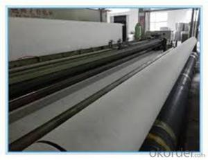 Good And Excellent  Geotextile Fabric Woven Geotextile/Geotextile