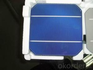 Monocrytalline Silicon Solar Cells 156mm (14.00%----17.25%)