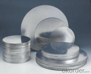 CC Circle for Aluminium Cookeare Application